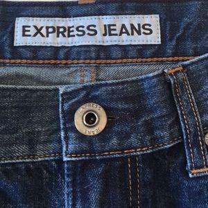Express Rocco Jeans Slimfit, skinny leg, 31 x 30